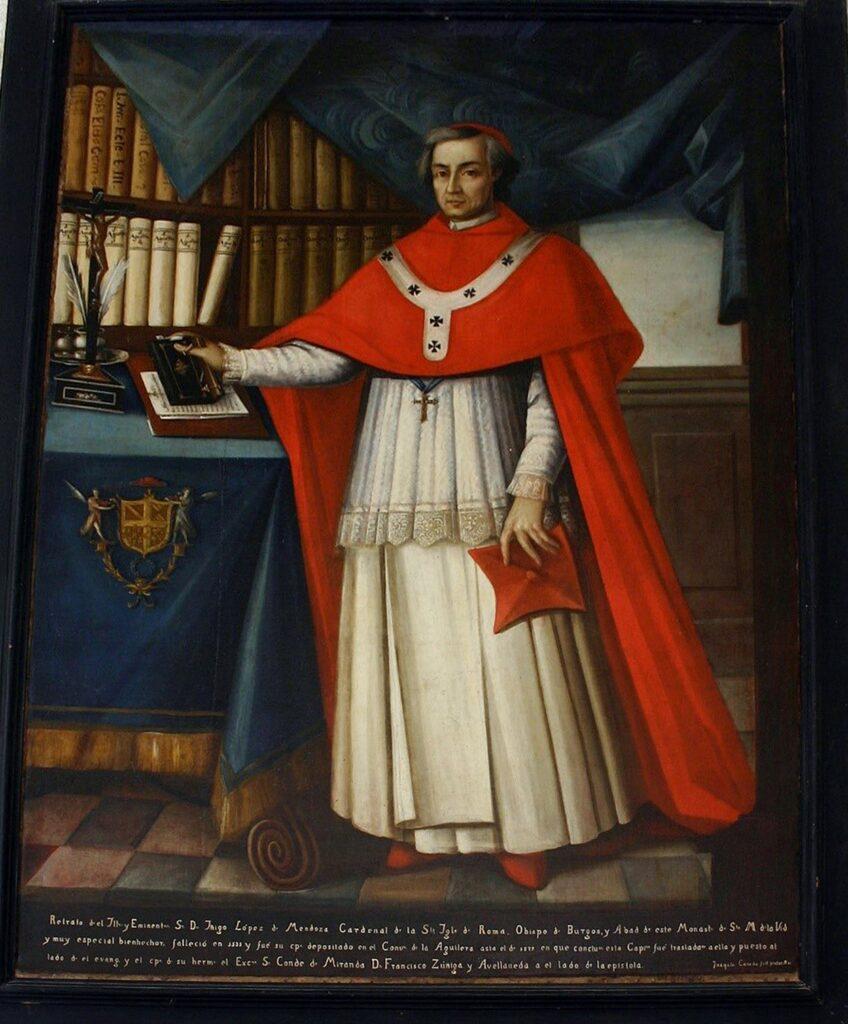 Cardenal Iñigo Lopez de Mendoza